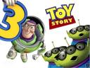 Toy Story 3 Buzz and Aliens